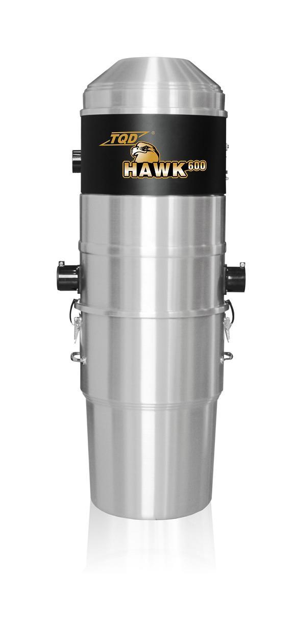 Centralny odkurzacz HAWK 600