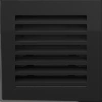 Kratka FRESH czarna 17 x 17/30/37/49/70 - Kratka FRESH czarna 17x17