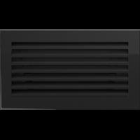 Kratka FRESH czarna 17 x 17/30/37/49/70 - Kratka FRESH czarna 17x30
