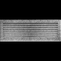Kratka FRESH czarno-srebrna 17 x 17/30/37/49/70 - Kratka FRESH czarno-srebrna 17x49
